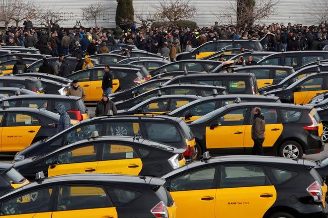 Ten Keys To Understanding Why The Taxi Sector For The Streets Again