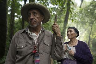 Imagen de la película 'Sueño en otro idioma', del mexicano Ernsto...