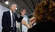 El ministro del Interior, Fernando Grande-Marlaska, tras el Consejo de...