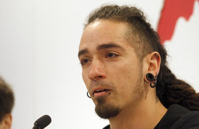 Rodrigo Lanza, el acusado de asesinar a Víctor Laínez en un bar de...