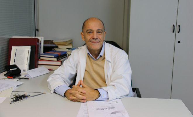 Julio Sanjuán, responsable de la Unidad de primeros Episodios Psicóticos del Hospital Clínico de Valencia, jefe del grupo del Cibersam y coordinador del proyecto.