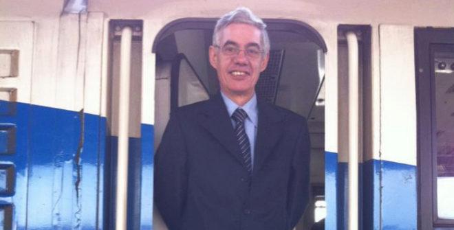 Fotografía de archivo del maquinista del tren Alvia accidentado cerca de Santiago.