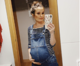 La 'youtuber' Verdeliss, embarazada de 29 semanas