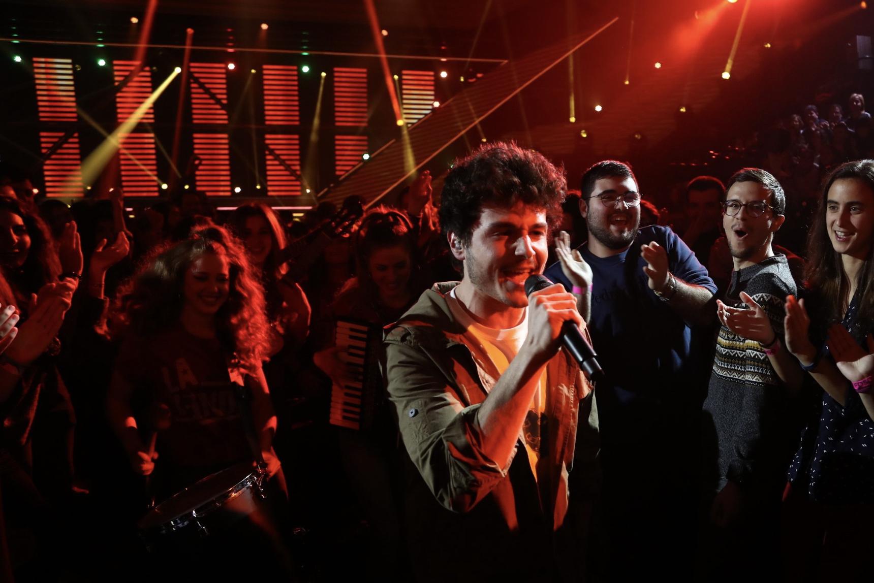 Miki canta La Venda para representar a España en Eurovisión 2019