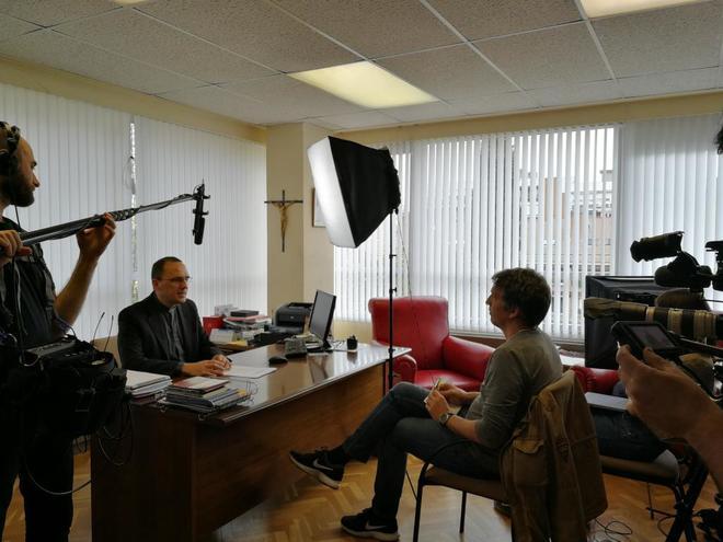 Albert Solé entrevista a José Gabriel Vera, portavoz de la...