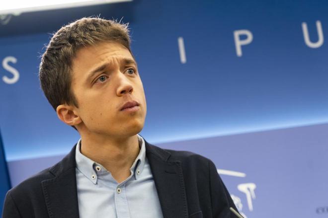 El ex diputado de Podemos y candidato de Más Madrid a la Comunidad de Madrid, Íñigo Errejón