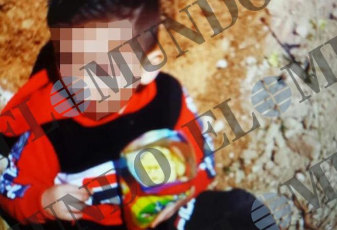 Julen, el niño que cayó en un pozo en Totalán.