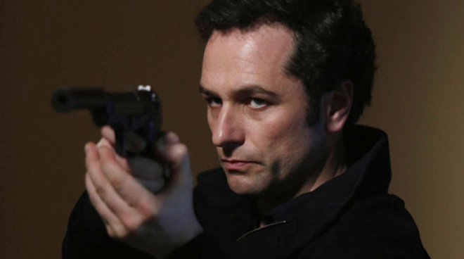 Matthew Rhys, a ' the Americans '.