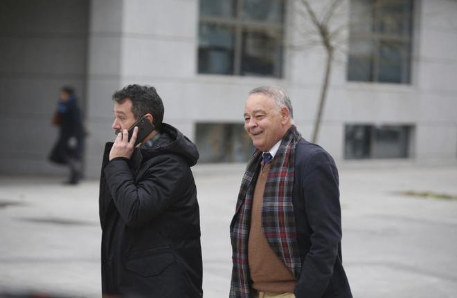 """El ex 'número dos' de la Policía declara que el espionaje a Bárcenas fue """"legal"""" y para """"captar información"""""""