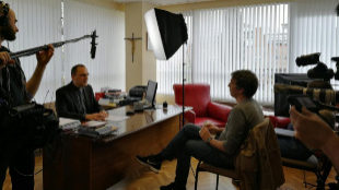 Albert Solé entrevista en José Gabriel Vera, Portavoz de la...