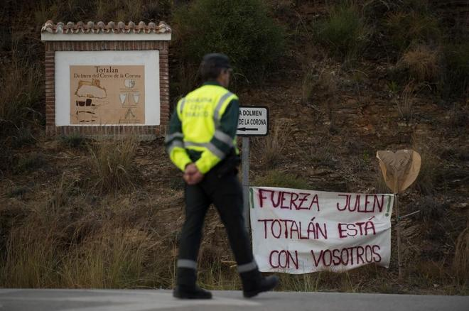La Emotiva Carta De Un Guardia Civil Desde El Rescate De