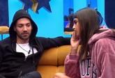 Alejandro Albalá y Sofía Suescun discuten en el confesionario de GH...