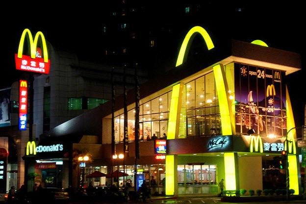 McDonald's, atrapado en Taiwán