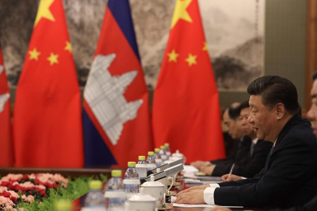 Xi Jinping, presidente chino.