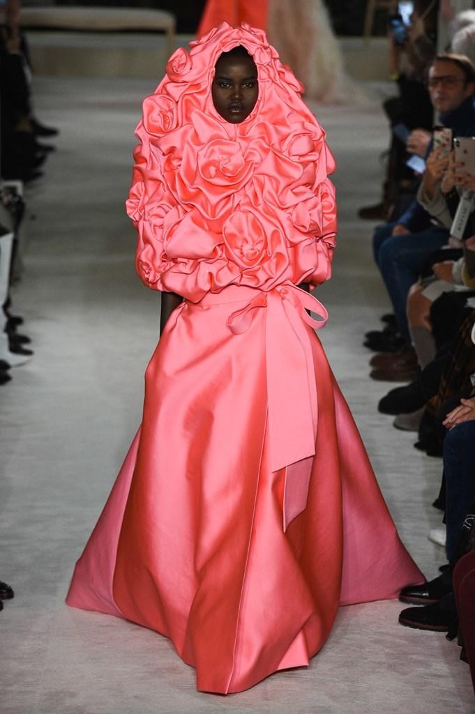 Desfile de Valetino Haute Couture - Semana de la Alta Costura de París - Primavera-verano 2019