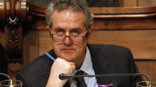 Joaquim Forn en su etapa como concejal del Ayuntamiento de Barcelona