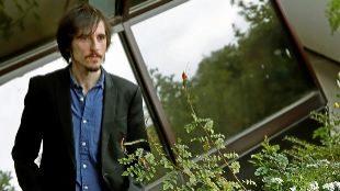 El escritor Juan Vico, retratado la semana pasada en Barcelona.