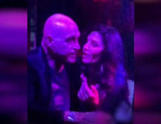 Kiko Matamoros y Cristina Pujol en unas grabaciones emitidas por...
