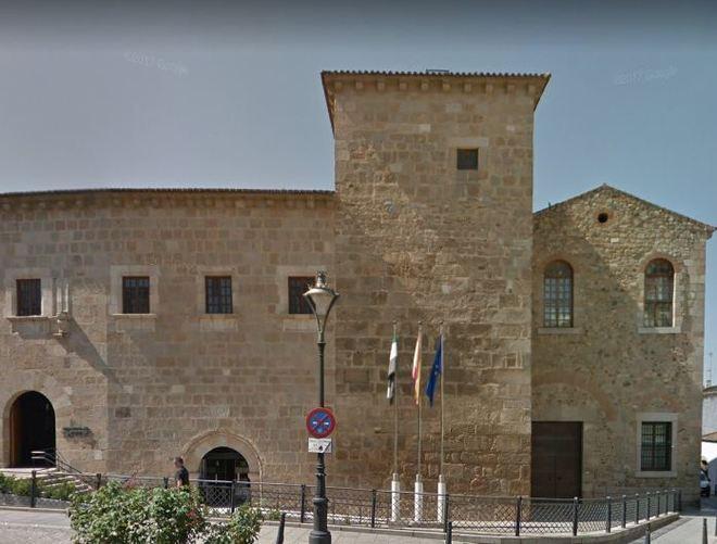 Sede de la Presidencia de la Junta de Extremadura en Mérida