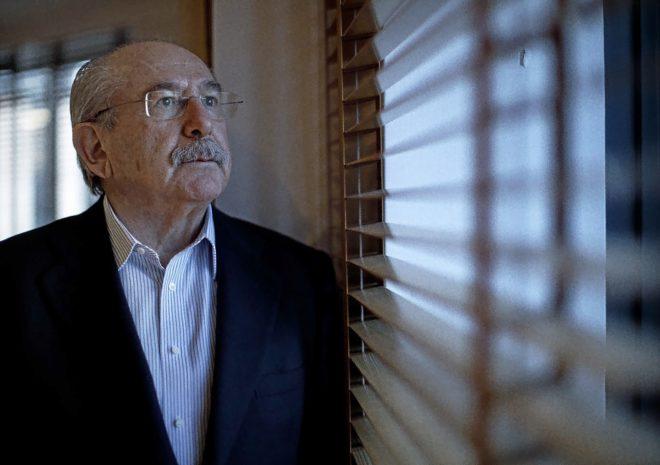 El ex presidente de la constructora Sacyr Vallehermoso, Luis del Rivero