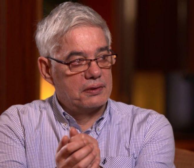 Francisco José Garzón durante la entrevista emitida el domingo 20 de enero en el programa Liarla Pardo de La Sexta.