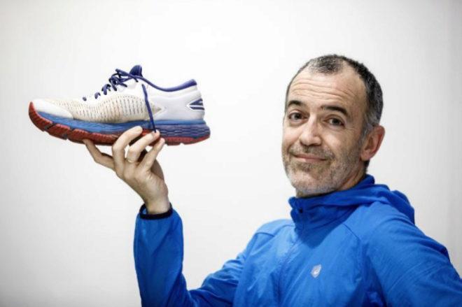 Luis Arribas, autor de 'Consejo de runner viejo: la guía para correr sin parecer un imbécil'.