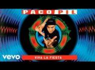 Uno de los grandes éxitos de Paco Pil: Energía Positiva, un álbum lanzado en 1994.