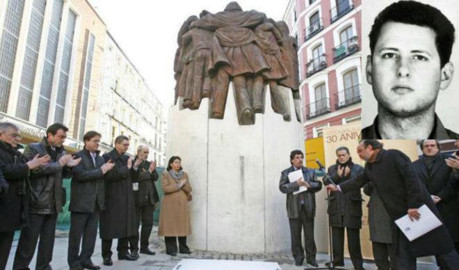 Carlos García Juliá, autor de los crímenes de los abogados laboralistas de Atocha