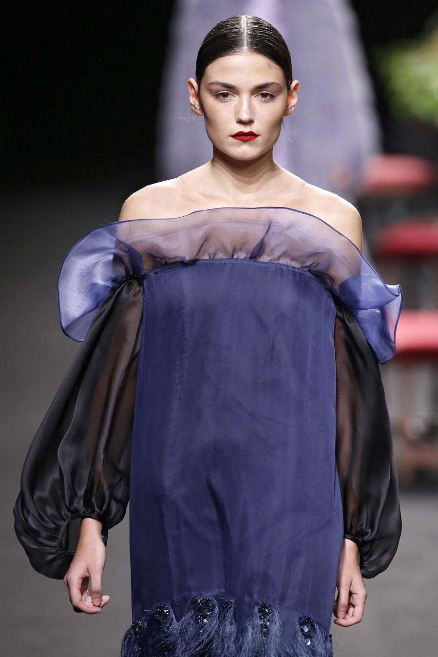 Desfile de Duyos - Mercedes-Benz Fashion Week Madrid - Colección...