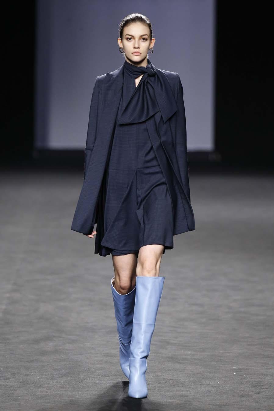 Desfile de Roberto Torretta - Mercedes-Benz Madrid Fashion Week -...