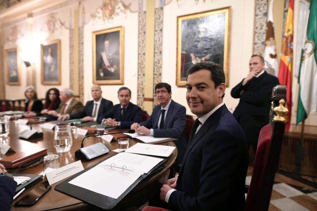 La transparencia llega a Andalucía