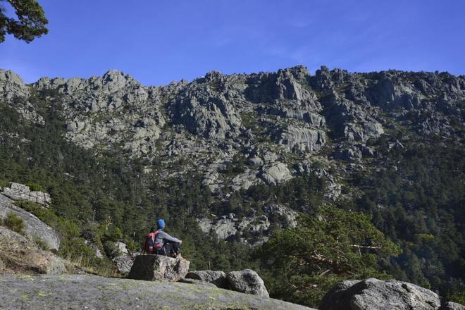 Imagen de archivo de la Sierra de Guadarrama