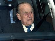 El príncipe Felipe, en una imagen reciente.
