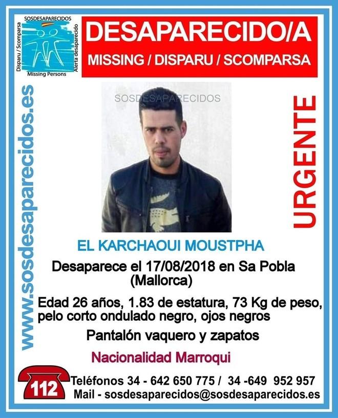 En libertad bajo fianza el detenido por la desaparición de un hombre en Sa Pobla