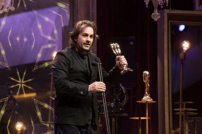 Isaki Lacuesta triunfó en los premios de cine catalanes, los Gaudí.