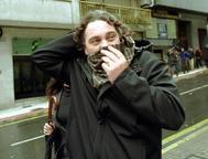 El narcotraficante gallego, Sito Miñanco, en una imagen de archivo en el año 2001