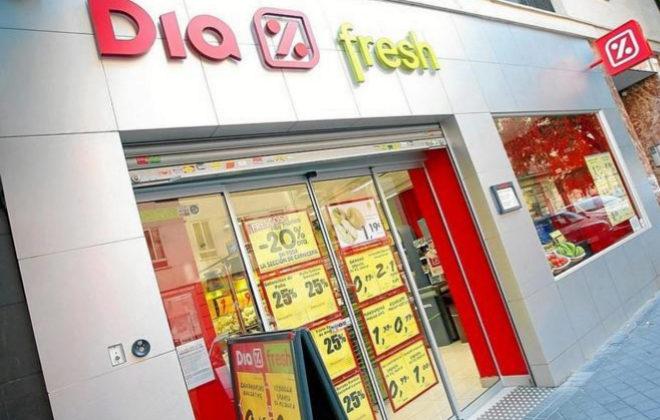 Uno de los establecimientos de Grupo Dia en Madrid.