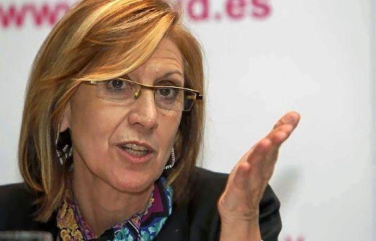 Rosa Díez, La cofundadora de UPyD y Basta Ya .