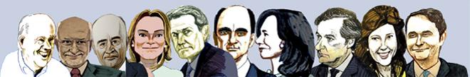 Los 10 apellidos que dominan España: 10 sagas se reparten 100.000 millones de euros