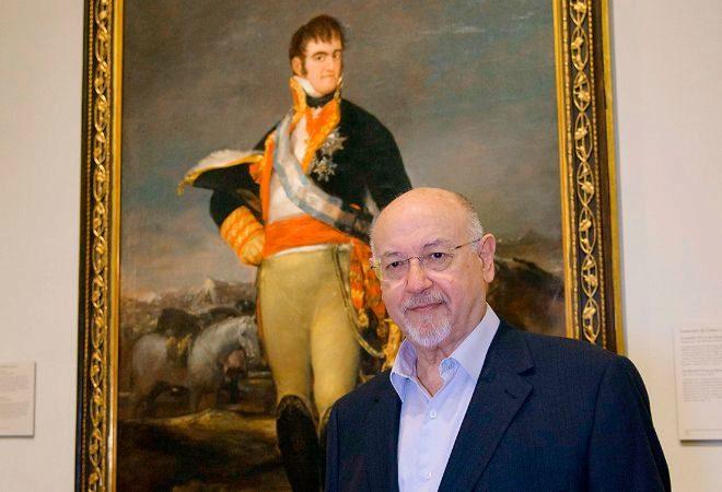 Eslava le dedica al monarca Fernando VII varias puyas en este libro.