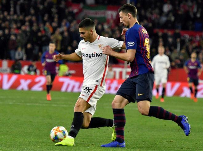 c3f35c80f42f5 Dónde ver el Barcelona - Sevilla en televisión. El partido de Copa del Rey  ...