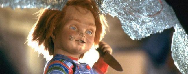 Chucky, el muñeco diabólico.