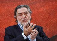 El ex seleccionador nacional de baloncesto y candidato del PSOE a la Alcaldía de Madrid, Pepu Hernández