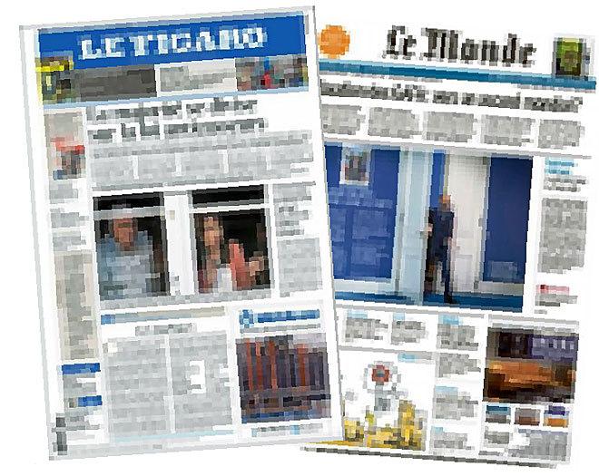 'Le Figaro' superó la cota de los 100.000 abonados digitales el...