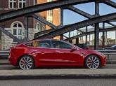 Imagen de un Tesla Model 3