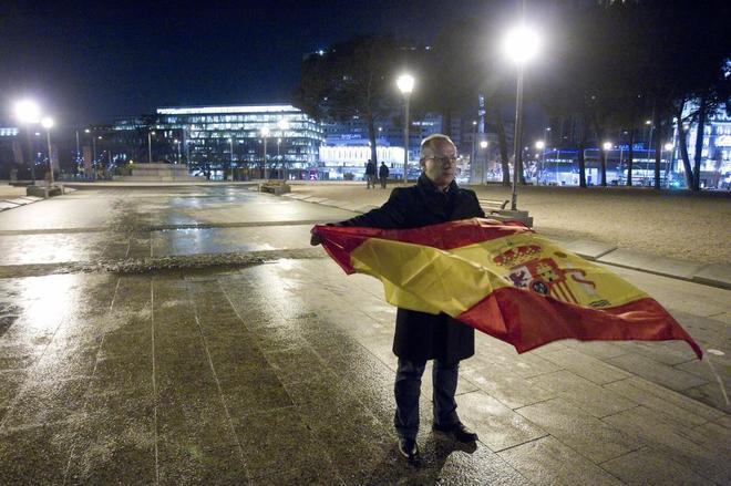 Francisco José Alcaraz, en una imagen tomada en diciembre de 2012.