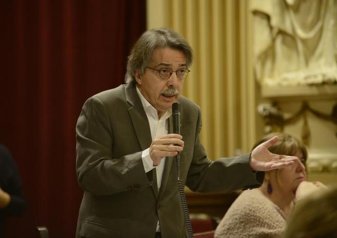 El portavoz de Ciudadanos Xavier Pericay.