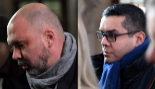 Nicolas Redouane y Antoine Quirin, los policías condenados por...