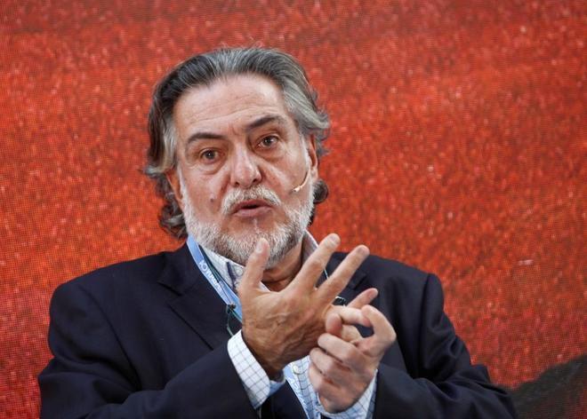El candidato del PSOE a la Alcaldía de Madrid, Pepu Hernández.