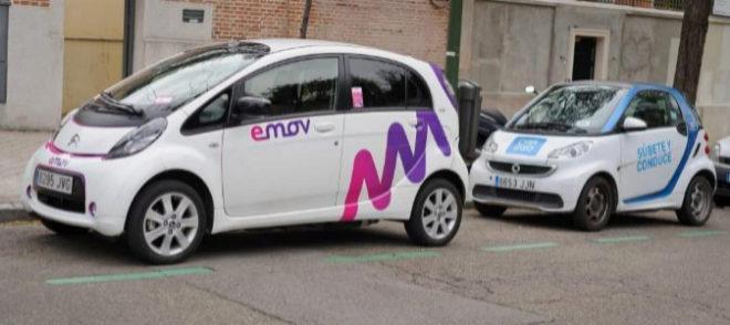 Car2go, Emov, Zity y Wible buscan más usuarios fuera de Madrid